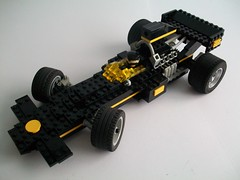 Formula Blacktron (TechnicNick) Tags: model lego f1 technic formula 392 blacktron
