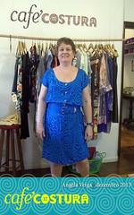 Vestido Angela Veiga (CAF COSTURA) Tags: top short bata vestido batas saia blusa vestidos blusas guardanapos faixadecabelo cafcostura saialonga