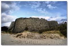 Fortim de Montedor (vmribeiro.net) Tags: portugal do castelo fortress forte paço viana fortim montedor carreço