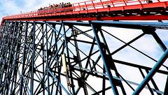big dipper (Opismath) Tags: speed fear fast scream woohoo loud height basic frightened brash