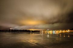 verkalix Midnight Scene-1 (ninjoh) Tags: lake ice sweden midnight longexposuretime verkalix midnatt vision:mountain=0535 vision:sunset=0927 vision:outdoor=0587 vision:clouds=0969 vision:sky=0972 vision:ocean=0557