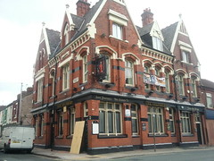 "The Salisbury, Anfield, Liverpool • <a style=""font-size:0.8em;"" href=""http://www.flickr.com/photos/9840291@N03/12211521236/"" target=""_blank"">View on Flickr</a>"