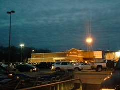 The only part of the building that has a front! (l_dawg2000) Tags: 2004 mississippi supermarket ms grocerystore grocery renovation remodel kroger 2000s southaven 2013 krogerfuelcenter krogershoppingcenter krogermilleniumstyle 2013remodel kroger2012decor