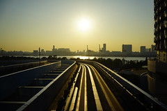 (ddsnet) Tags: camera sunset sky cloud sun japan sunrise lens tokyo sony  resolution  nippon    nihon ilc           7r interchangeable tkyto mirrorless      interchangeablelenscamera 7r ilce7r