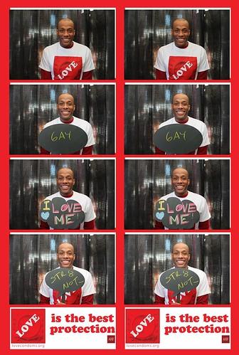 International Condom Day, 2014: Columbus, Ohio