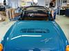 VW Karmann Ghia Cabriolet Typ 14 69-74 Montage