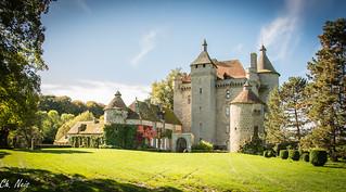 Château de Villemonteix 4