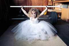 overhead squat in a dress (starparticle) Tags: weightlifting tutu crossfit olympicweightlifting overheadsquat crossfitkids girlweightlifting