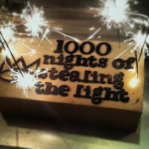 But still so much light... #tce1000