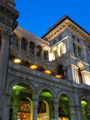 Aperol tarace Milano (Blasq) Tags: italy night milano duomo aperol tarace
