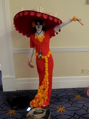 La Muerta (Wrath of Con Pics) Tags: magfest magfest2017 cosplay bookoflife lameurta