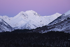 Chugach mountains, Alaska