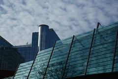 Blues (Karyatis) Tags: belgium belgique belgie bruxelles brussel brussels architecture view etterbeek leopold europeanquarter karyatis
