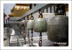 Bells of Joy  │  Wat Traimit @  Bangkok (sp raghav) Tags: wattraimit buddha buddhism buddhisttemple bell canon7dmarkii canonefs1022mmf3545usm