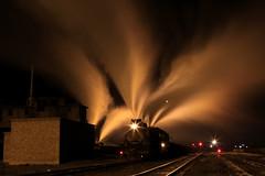 I_B_IMG_2468 (florian_grupp) Tags: asia china steam train railway railroad sandaoling xinjiang muslim desert landscape js ore mine 282 mikado steamlocomotive locomotive opencastmine