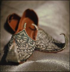 The Sultan of Sarkistan slippers (steve-jack) Tags: hasselblad 501cm 80mm cb fuji velvia 50 21mm macro adapter film medium format 120 6x6 e6 tetenal epson v500