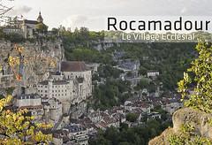 79x54mm // Réf : 15100602 // Rocamadour