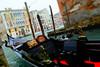 Gondola in Venice (Grand Canal) (Nicolay Abril) Tags: italia venecia italy venice italie venise italien venedig venezia grandcanal grandcanalofvenice grancanal grancanaldevenecia grandcanaldevenise ponte pont puente bridge brücke pontedellaccademia puentedelaacademia lanterne laternen lanternes lanterns faroles gondols gondolas gondoliere tache sfocatura desenfoque palazzocavallifranchetti palazzibarbaro palazzobarbaro cabarbaro palazzobarbarocurtis palazzobarbaroasanvidal casadeuscoli palazzettopisani gondole wingedlion wingedlionsculpture lionofvenice leóndevenecia leonedivenezia leonemarciano leonealato