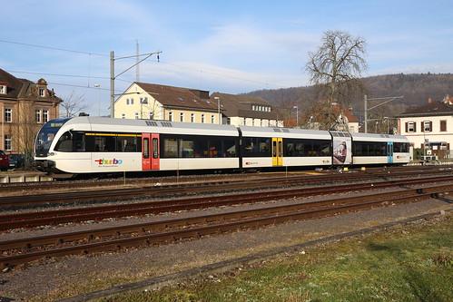 SBB RABe 526 762-0 Waldshut