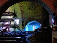 (MAGGY L) Tags: dmcfz200 paysbasque églises lumière ombre galeries artreligieux