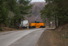 Rural Railroadin' (Joseph Bishop) Tags: arcadeattica ge 70tonner ny newyork trains train track tracks railfan railroad railway rail rails