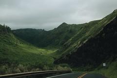 Maui, HI (jozef_kelbel) Tags: green hill mountain road maui hawaii nakalele