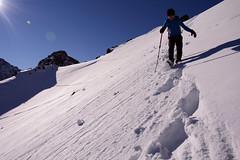 The fun begins! (๑۩๑ V ๑۩๑) Tags: snow mountain winter invierno nature outdoor hiking trekking tatras tatry zima snieg