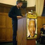 Nelson Mandela Memorial (Professor William Munro)