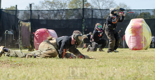 Paintball Phenomenon ATL 81