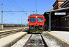 HŽ 7122 017, train 7200; Karlovac, 23.8.2016.
