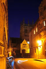 Oxford 2017 (Environmental Artist) Tags: europe oxford environmenteurope medieval city gothic architecture ancient university ghost mystery narnia lordoftherings jamesbond flim set colour sky evening trace moving subject light trails dawn dusk morning