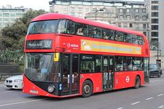 LT742 LTZ 1742 (ANDY'S UK TRANSPORT PAGE) Tags: london buses hydeparkcorner arrivalondon