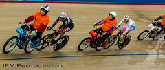 SCCU Good Friday Meeting 2017, Lee Valley VeloPark, London (IFM Photographic) Tags: img6394a canon 600d sigma70200mmf28exdgoshsm sigma70200mm sigma 70200mm f28 ex dg os hsm leevalleyvelopark leevalleyvelodrome londonvelopark olympicvelodrome velodrome leyton stratford londonboroughofwalthamforest walthamforest london queenelizabethiiolympicpark hopkinsarchitects grantassociates sccugoodfridaymeeting southerncountiescyclingunion sccu goodfridaymeeting2017 cycling bike racing bicycle trackcycling cycleracing race goodfriday