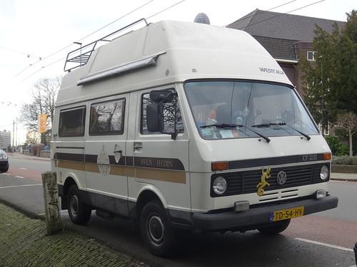 """1983 Volkswagen LT """"Sven Hedin"""""""