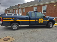 Delaware State Police (10-42Adam) Tags: vehicle auto automobile truck pickup pickuptruck 911 police statepolice trooper statetrooper delaware ford f250 fordf250 delawarestatepolice dsp lawenforcement