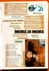 Odd Couple (byzantiumbooks) Tags: werehere hereios words collage more less