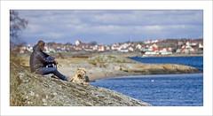 Time-Schäring (BegMeil44) Tags: schweden vrångö göteborg schären inseln island île gripik felsen rocks rochers nordsee northsea merdunord