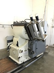 BRAUSSE 750 Die Cutter Foil for Sale (2) (Rowley Press) Tags: hot foil letterpress diecutting diecutter hotfoil machinery horsetrader printing print packaging presentation folder presentationfolder
