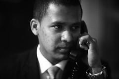 CHOROM goes DOWNTOWN (N A Y E E M) Tags: chorom shikdar manager supervisor candid portrait telephone night baikalbar hotel radissonblu chittagong bangladesh sooc raw unedited untouched availablelight indoors