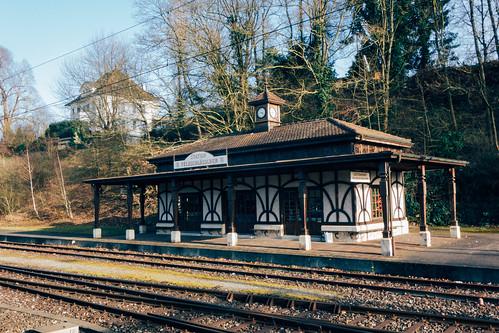 Bahnhof Rheinfelden