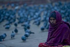 NPL - Nepalese - Katmandu (VesperTokyo) Tags: katmandu kathmandu asia nepal nepalese ネパール人 woman hindu