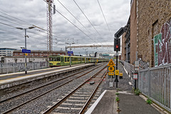 GRAND CANAL TRAIN STATION AND NEARBY [VIEWS FROM THE STATION - APRIL 2017]-127301 (infomatique) Tags: google facebook twitter linkedin airbnb grandcanaldock trainstation railwaystation dart trains publictransport streetsofdublin williammurphy infomatique fotonique