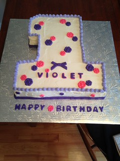 Violet Happy Birthday