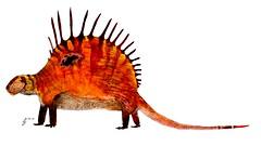 Dimetrodon (New Reconstruction) (RobinGoodfellow_(m)) Tags: dimetrodon new reconstruction 2015