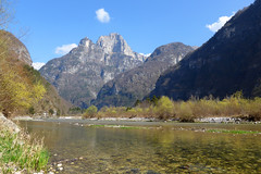 Monte Coro + Cordevole (Tabboz) Tags: montagna escursione valle cordevole fiume torrente ruscello cime panorama pascoli sentiero