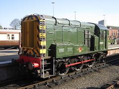 IMG_4479 - BR Class 08 Diesel Shunter D3022 (SVREnthusiast) Tags: severnvalleyrailway svr severnvalley severn valley railway brclass08dieselshunterd3022 br class08 dieselshunter d3022