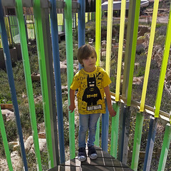 2017.04.17 (maximorgana) Tags: batman lego juanjo fororomano cartagena ruins green yellow fluorescent blond