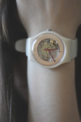 147/365 EL tiempo que pasa (yanakv) Tags: reloj me yo 50mmf18stm 50mm 365days 365dias eltiempo canon eos1200d