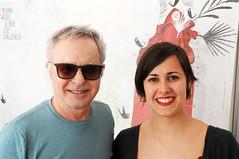 Ferran Torrent i Jenn Díaz 30/04/2017