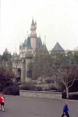 1962 Sleeping Beauty Castle (Tom Simpson) Tags: disney disneyland vintage vintagedisney vintagedisneyland 1962 1960s castle sleepingbeautycastle sleepingbeautyscastle